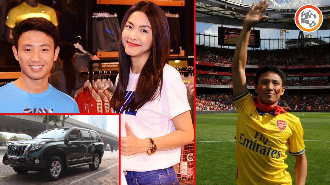 5 năm sau ngày khoác cờ Việt Nam chạy trên sân Arsenal, cuộc sống như ông hoàng chàng trai Việt khiến tất cả ngưỡng mộ