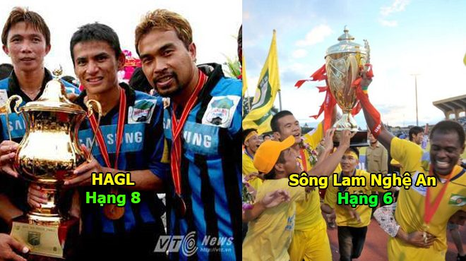 Những CLB vô đối về số lần vô địch Việt Nam: Cầm cúp như cơm bữa nhưng Hà Nội vẫn thua một tượng đài