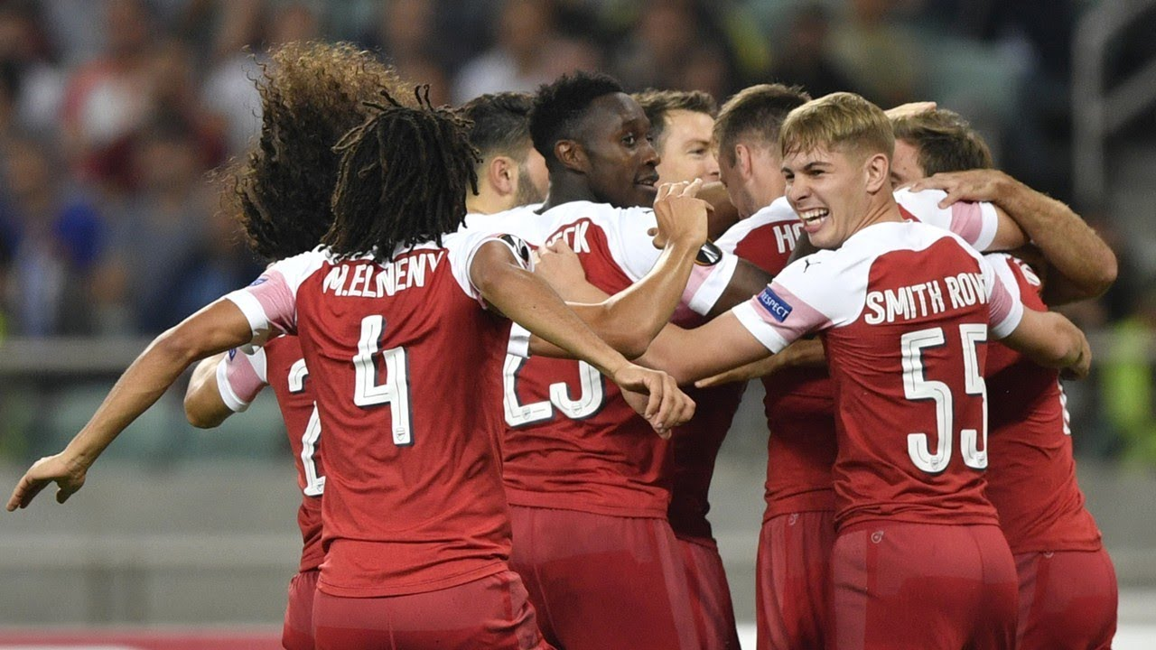 Dàn măng non tiếp tục tỏa sáng, Arsenal giành chiến thắng thứ 8 liên tiếp dưới triều đại của Emery