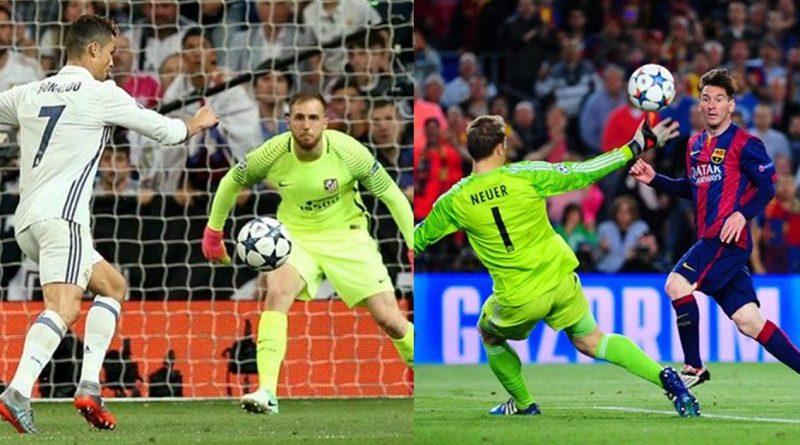 5 thủ môn hàng đầu thế giới sợ Ronaldo hay Messi hơn và câu trả lời khiến tất cả ngỡ ngàng!