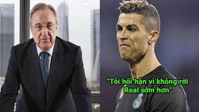 """Cristiano Ronaldo: """"Tôi không học hành gì nhưng không ngu! QBV cái kiểu gì mà lương thấp hơn Messi hả?"""""""