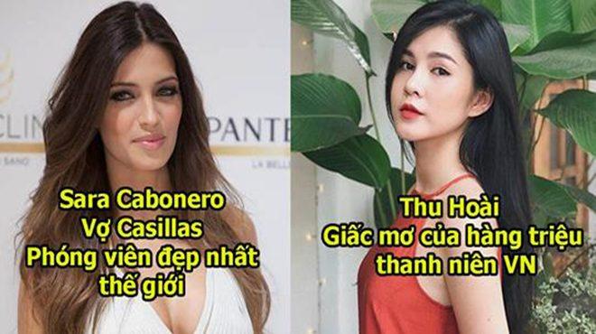 9 phóng viên bóng đá xinh đẹp nhất thế giới: 3 mỹ nữ Việt Nam góp mặt khiến hàng triệu người phát cuồng vì quá xinh