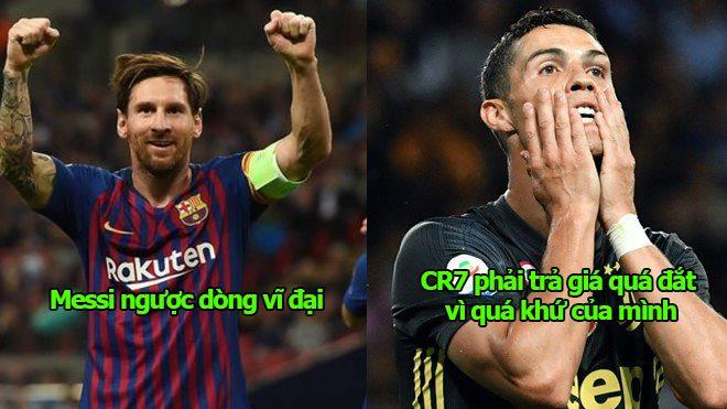 Kết quả QBV đảo chiều khó tin: Các nhà báo hùa vào tẩy chay CR7, Messi đạp đổ mọi công sức của đối thủ để lần thứ 6 lên ngôi