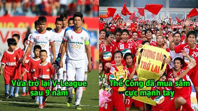 Vừa trở lại V.League, tượng đài Thể Công đã chiêu mộ xong trung vệ xuất sắc nhất VN khiến CĐV sướng rơn người