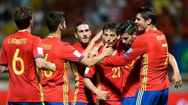 """Tây Ban Nha triệu tập 23 cái tên lên tuyển: """"Siêu chân gỗ"""" chắc suất, Top kiến tạo Champions League bị """"cạch mặt"""" không thương tiếc"""