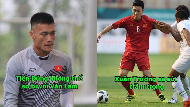 7 siêu sao cầm chắc ghế dự bị tại AFF Cup: Rơi nước mắt tiếc nuối cho người thứ 5