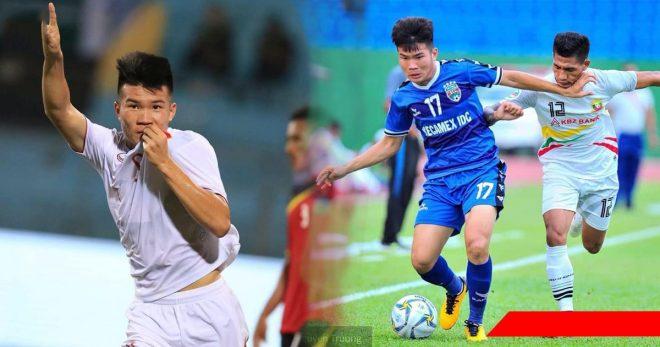 """THỐNG KÊ SỐc: Tuyển thủ U20 VN chuyền bóng gần như """"không trượt phát nào"""" trong trận đấu với Shan United"""