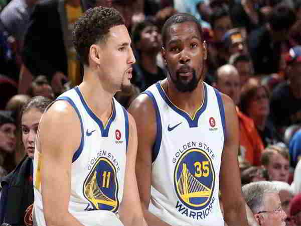 Kevin Durant gây sốc toàn NBA vì rời khỏi Golden State Warriors