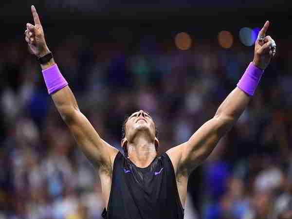Hạ Medvedev, Nadal đăng quang ngôi vô địch US Open 2019