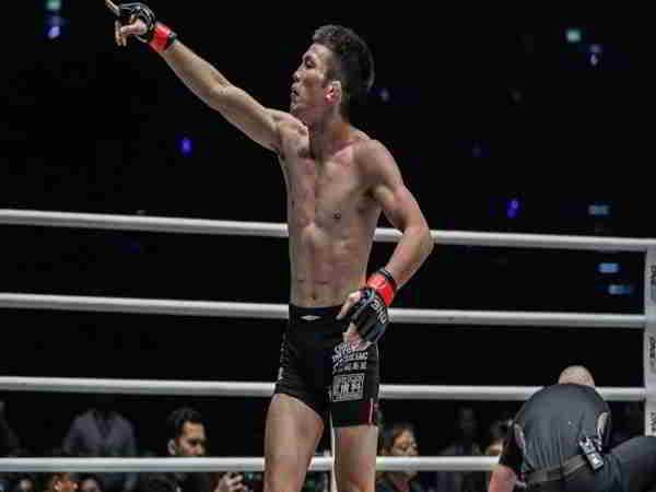Shinya Aoki – Đại diện cho nền MMA Châu Á đương đại
