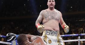 Anthony Joshua bất ngờ thất bại trước võ sĩ kèo dưới Andy Ruiz