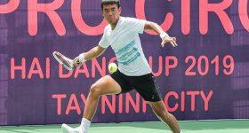 Lý Hoàng Nam giành được vé vào tứ kết ITF World Tour M25