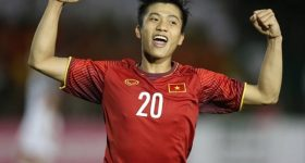 Tiểu sử Phan Văn Đức – cầu thủ đa năng nhất tuyển Việt Nam