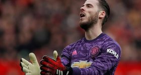 Manchester United có kế hoạch bất ngờ với David De Gea