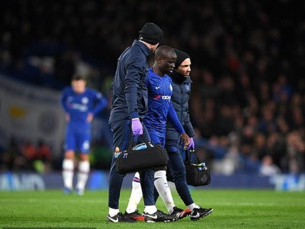 Chelsea nguy cơ mất tiền vệ trụ cột 3 trận đấu lớn