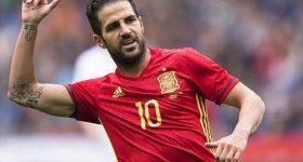 Tin bóng đá quốc tế 26/3 : Fabregas gợi lại lý do rời Arsenal