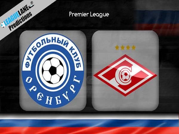 Dự đoán Orenburg vs Spartak Moscow, 18h00 ngày 14/03