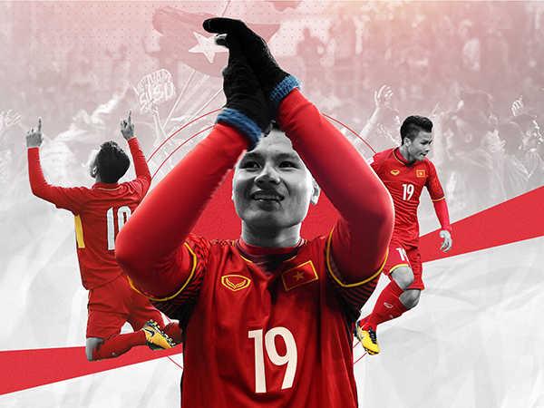 Bóng đá Việt Nam sáng 16/4: Quang Hải được báo Indonesia vinh danh