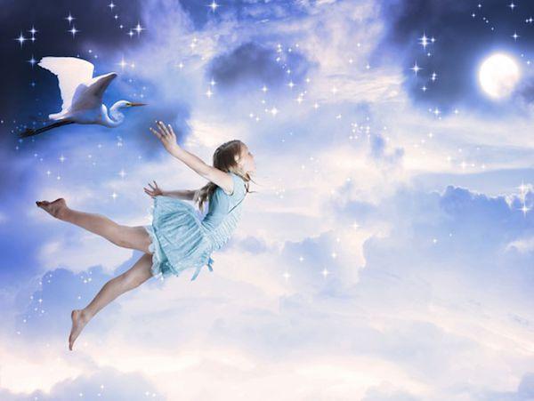 Mơ thấy mình đang bay đánh con gì, dự báo điềm gì?
