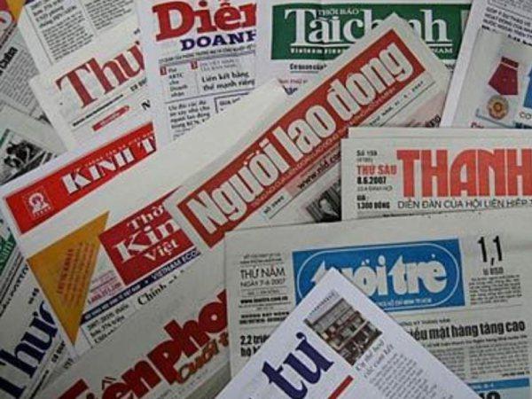 Nằm mơ thấy tờ báo chơi lô đề con gì dễ trúng?