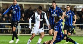 Juventus vs Atalanta: Đón 'bão' tại Allianz