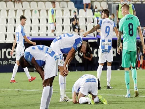 Tin bóng đá sáng 21/7: Leganes không thoát khỏi 'án tử'