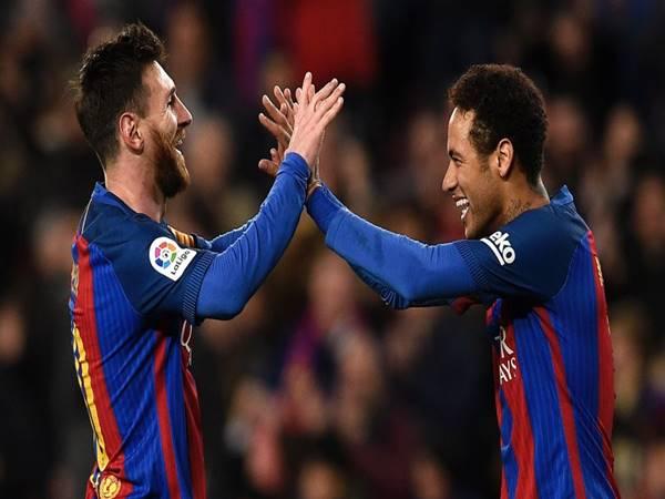 Bóng đá quốc tế ngày 18/8: Barca lấy Neymar đá cặp cùng Messi