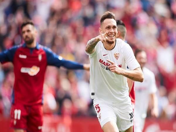 Hy vọng của Man City có thể dập tắt bởi 3 cầu thủ Sevilla