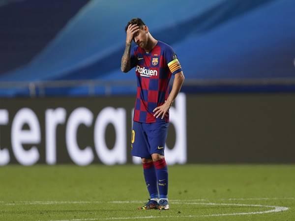 Tin bóng đá sáng 21/8: Messi xác nhận ý định rời Barca