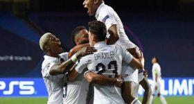 Bóng đá quốc tế sáng 13/8: PSG vào bán kết sau 25 năm