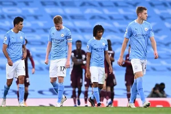 Tin bóng đá Man City ngày 28/9: Man City bị Leicester sỉ nhục