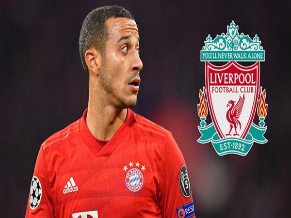 Tin bóng đá sáng 11/9: Thiago đạt thỏa thuận cá nhân với Liverpool