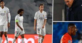 Bóng đá QT 23/10: Real Madrid thua sốc đội hình dự bị