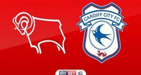 Dự đoán Derby County vs Cardiff City 02h45, 29/10 – Hạng Nhất Anh