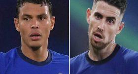 Tin bóng đá QT sáng 24/10: Jorginho kèm tiếng Anh cho Thiago Silva