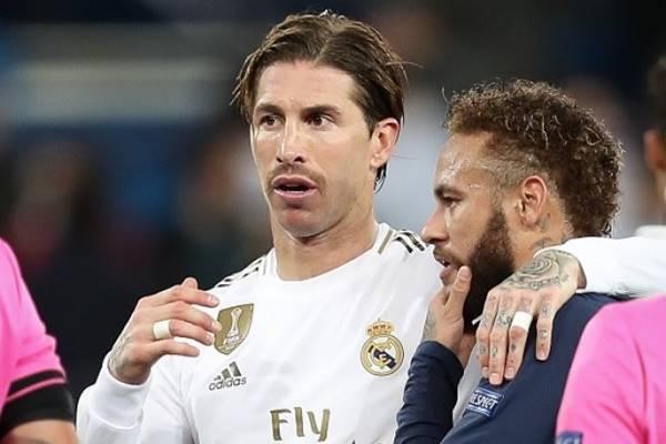 Bóng đá quốc tế 20/11: Neymar mời Ramos đến PSG