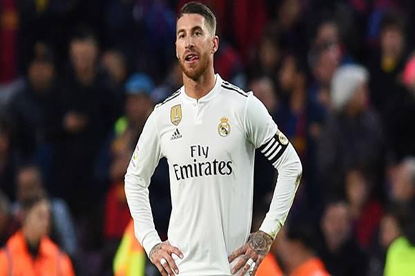 Bóng đá quốc tế sáng 26/11: Chưa có đội bóng nào quan tâm Ramos