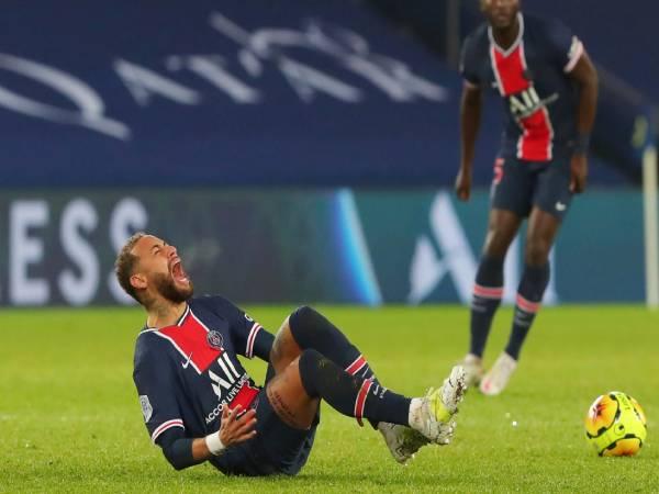 Bóng đá QT tối 15/12: Neymar sẽ phải ngồi ngoài bao lâu?
