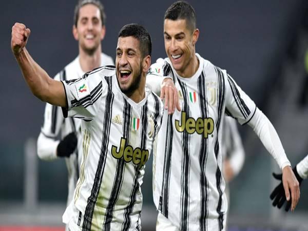 Bóng đá Quốc Tế 14/1: Juventus vào Tứ kết Coppa Italia 2021