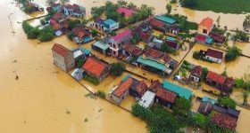 Ngủ mơ thấy lũ lụt là điềm báo hên hay xui ? Đánh đề con gì ?