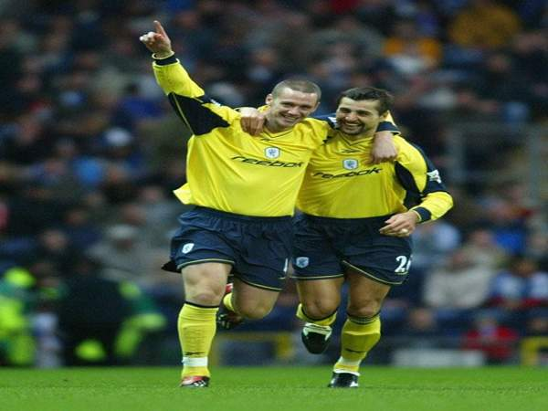 Kevin Nolan (Bolton) vs Blackburn – 10/1/2004 (13,48 giây)