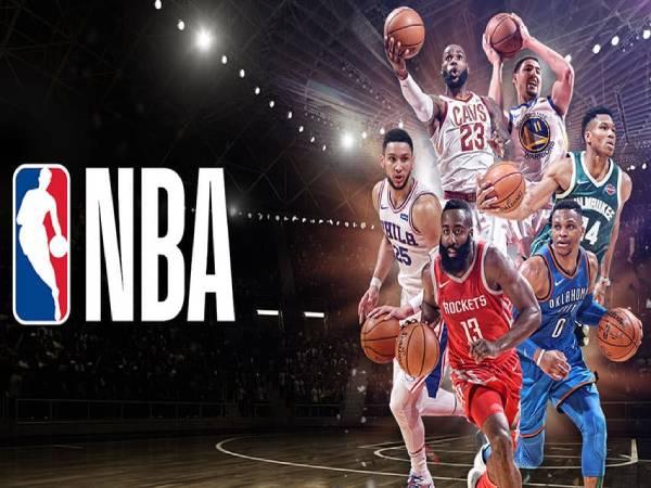 NBA là gì? Thể thức thi đấu Giải bóng rổ Nhà nghề Mỹ