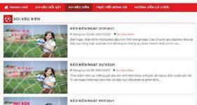 Kèo nhà cái – Đường link vào keonhacai mới nhất – Review Tỷ lệ kèo nhà cái
