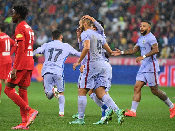 Bóng đá quốc tế sáng 5/8: Barca thua đội bóng Áo