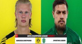 Dự đoán kết quả Dortmund vs Sporting Lisbon, 2h00 ngày 29/9