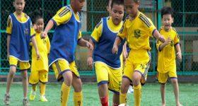 Lợi ích của môn thể thao bóng đá đối với sức khỏe trẻ em