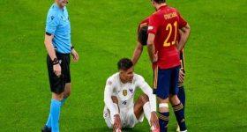 Bóng đá quốc tế 12/10: Man Utd thở phào với chấn thương của Varane